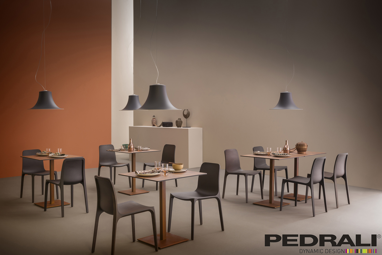 Pedrali - Lampada Fida