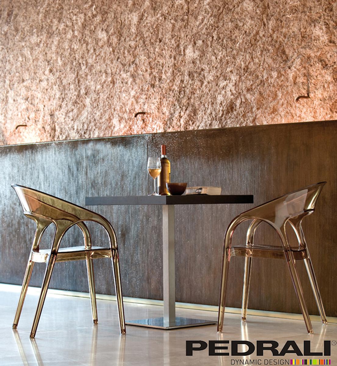 Pedrali - Tavolo Inox