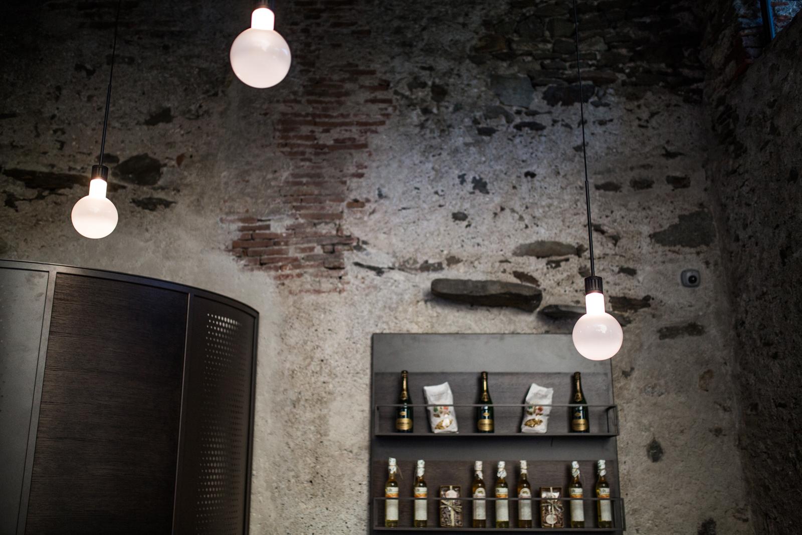 Mida - Il Fornello Bistrot - Lampade